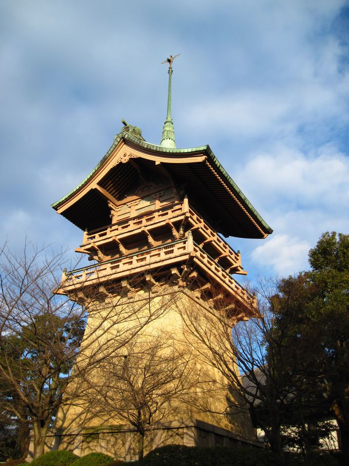 銅閣寺は京都にあるの?住所や公開日が気になる!日テレクイズで話題!