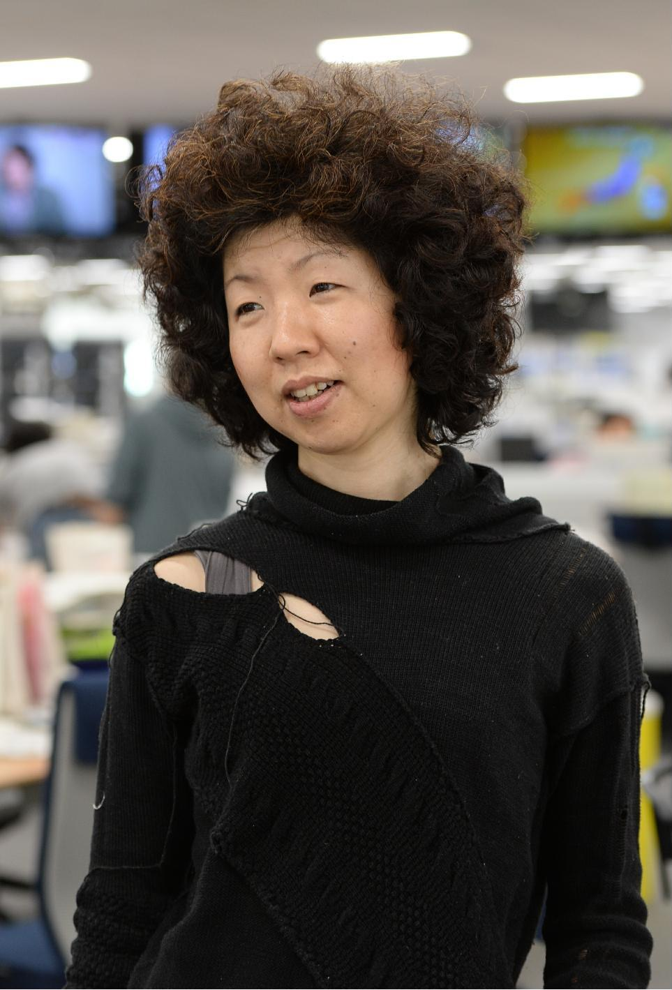 稲垣えみ子(朝日新聞)のプロフィールや経歴は?アフロが気になる?