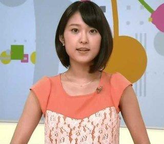 近江友里恵アナが可愛いと話題に!年齢や出身大学と彼氏が気になる!