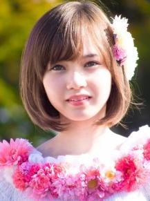 マックシェイク甘夏みかんCM出演の女の子は誰?名前はマーシュ彩!