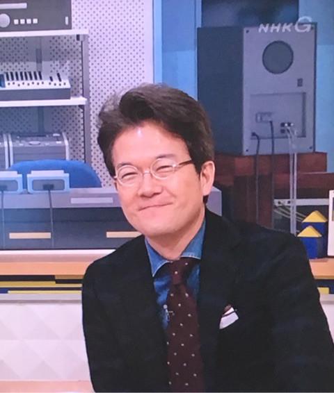 有馬嘉男(NHKキャスター)の大学や結婚は?家族やおしゃれが気になる!